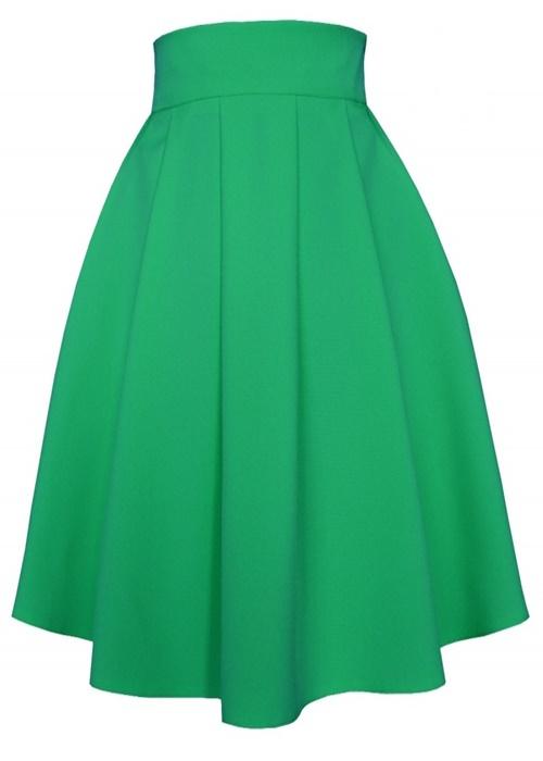 sukňa, sukna, spolocenske sukne, midi sukna, midi sukne, ackova sukna, áčková sukňa, damske sukne,skladana sukna, zelená sukňa