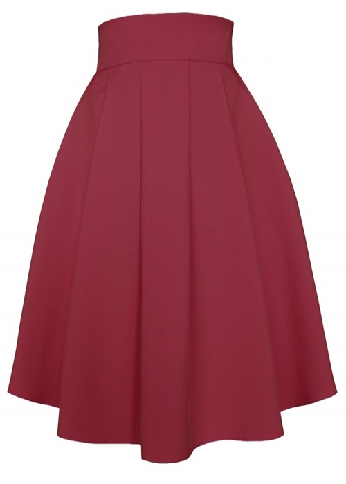 sukňa, sukne,midi sukne, ackova sukna,damske sukne,bordova sukna,