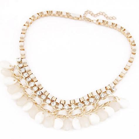09682591d náhrdelník, bižutéria, nahrdelnik, náhrdelník bižutéria, bižutéria  náhrdeníky, zlatý náhrdelník, šperky