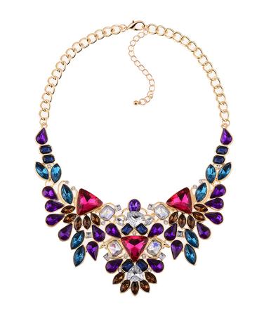 náhrdelník, náhrdelníky, náhrdelník bižutéria, bižutéria náhrdelníky, masívny náhrdelník, zlatý náhrdelník, zlatá  bižutéria, lacná bižutéria