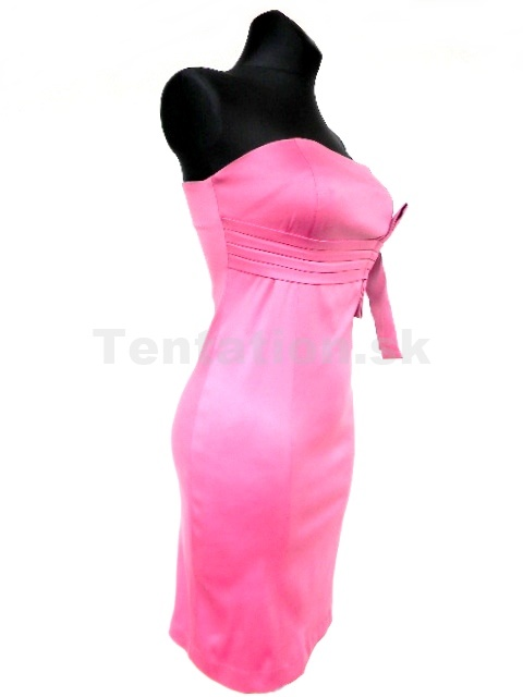 krátke šaty,puzdrové šaty,elegantné šaty,koktejlové šaty,ružové šaty